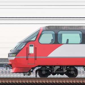 名鉄1200系「パノラマsuper」1111編成(山側)