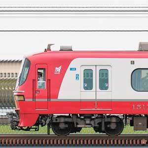 名鉄1200系「パノラマsuper」1111編成(海側)