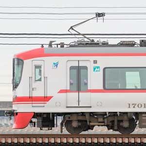 名鉄1700系1701編成(山側)
