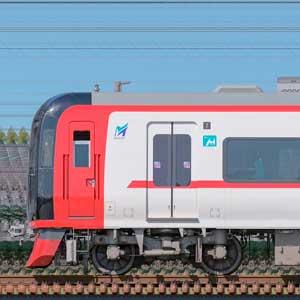 名鉄2200系2234編成(山側)