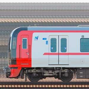 名鉄2200系2234編成(海側)