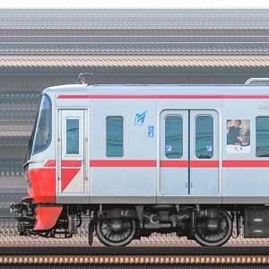 名鉄3150系3151編成(海側)
