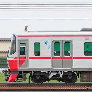 名鉄3300系3315編成(海側)