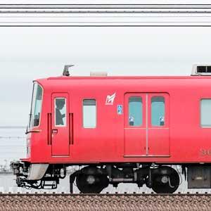 名鉄3500系(1次車)3501編成(更新車・海側)