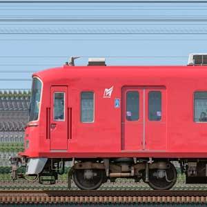 名鉄3700系3701編成(山側)