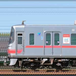 名鉄5000系5001編成(山側)
