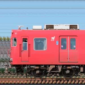 名鉄6000系(4次車)6017編成(山側)