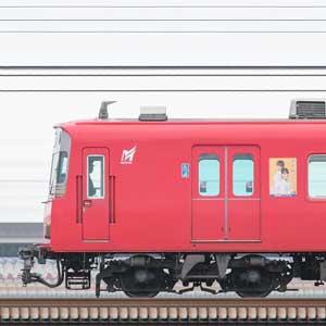 名鉄6000系6052編成+6800系6827編成+6800系6818編成(山側)