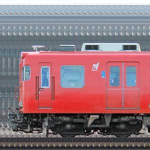 名鉄6000系(4次車)6017編成(海側)