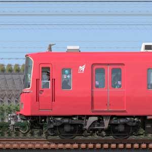 名鉄6500系(6次車)6520編成(山側)