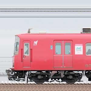 名鉄6500系(3次車)6510編成(海側)