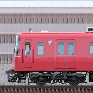 名鉄6500系(6次車)6520編成(海側)