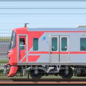 名鉄9500系9501編成(山側)