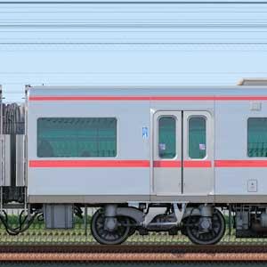 名鉄9500系サ9651