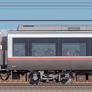小田急30000形ロマンスカー「EXEα」デハ30202