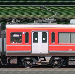 小田急1000形デハ1010