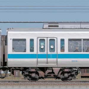 小田急1000形デハ1012