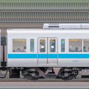 小田急1000形デハ1031
