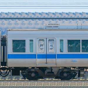小田急1000形デハ1045(リニューアル車)
