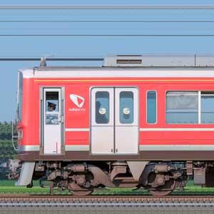 小田急1000形クハ1059(レーティッシュ鉄道色)