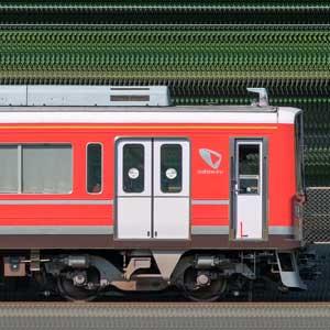 小田急1000形クハ1060(レーティッシュ鉄道色)