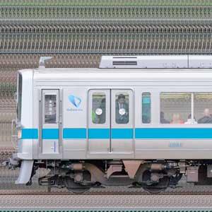 小田急1000形1081×8(山側)