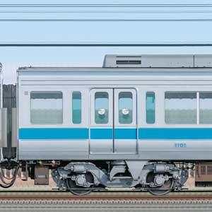 小田急1000形デハ1101