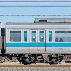 小田急1000形デハ1105