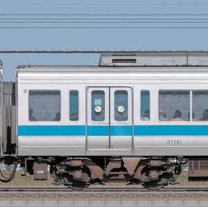 小田急1000形デハ1112