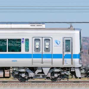 小田急1000形クハ1157(リニューアル車)