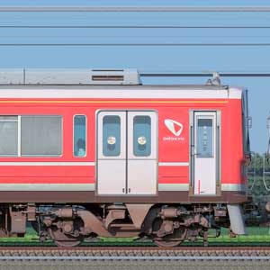 小田急1000形クハ1159(レーティッシュ鉄道色)