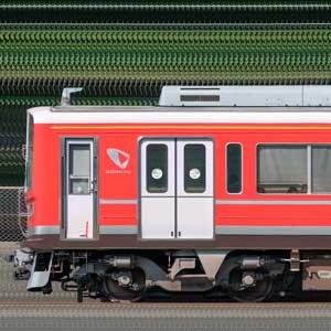 小田急1000形クハ1160(レーティッシュ鉄道色)