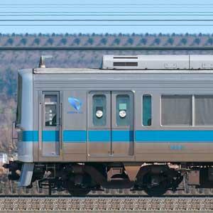 小田急1000形1253×6(山側)