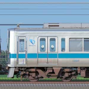 小田急1000形クハ1254