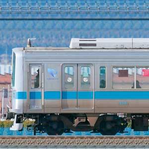 小田急1000形1253×6(海側)