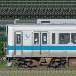 小田急1000形1081×8(海側)