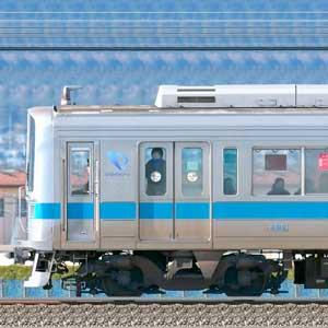 小田急1000形1092×10(海側)