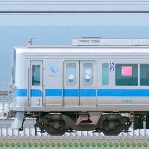 小田急1000形1094×10(リニューアル車・海側)