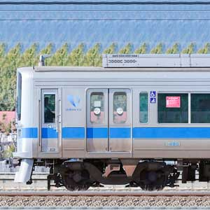 小田急1000形1095×10(リニューアル車・海側)