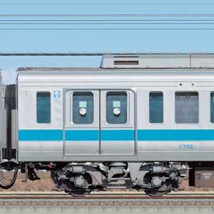 小田急1000形デハ1702
