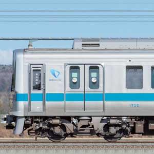 小田急1000形1752×6(山側)