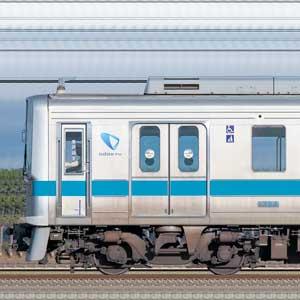 小田急1000形1754×6(山側)