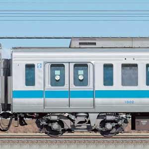 小田急1000形デハ1802