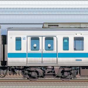 小田急1000形デハ1804