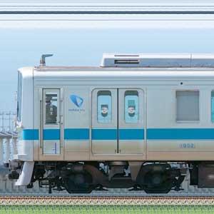 小田急1000形1752×6(海側)