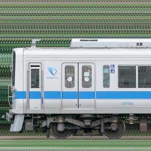 小田急2000形2058×8(山側)