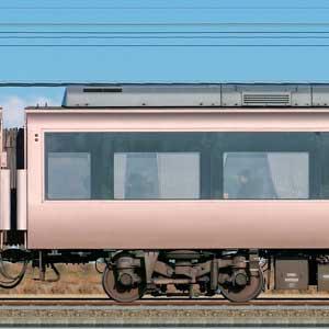 小田急30000形ロマンスカー「EXE」デハ30204