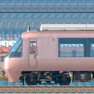 小田急30000形ロマンスカー「EXE」30054×4+30254×6(海側)