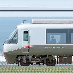 小田急30000形ロマンスカー「EXEα」30054×4+30254×6(海側)