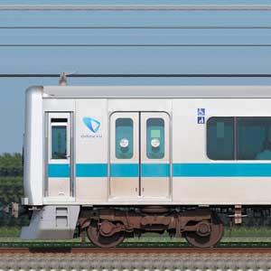 小田急3000形3091×10(山側)